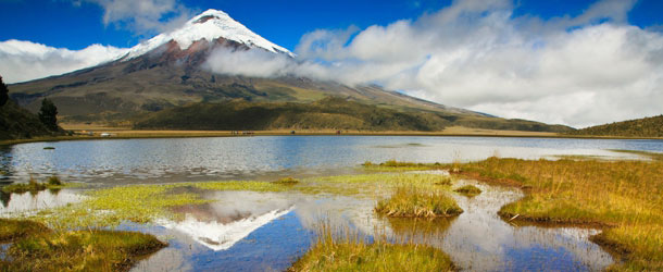 Adventure on Cotopaxi volcano with Yanapuma Spanish School