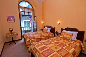 spanish school in quito and hotel stay