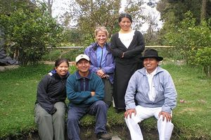 Study and Travel program exploring the Andes with your own Spanish teacher