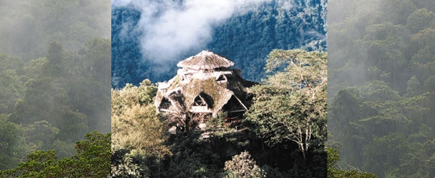 Spanish courses at Bellavista cloud forest reserve in Ecuador - students learn Spanish while they stay in this accommodation