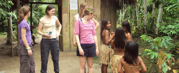 Study Spanish in an indigenous community with Yanapuma Foundation