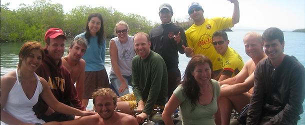 spanish classes in the Galapagos Islands for students taking Spanish courses in Ecuador
