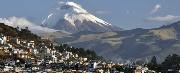 Quito - beauty and diversity for Spanish school students to discover while they study with Yanapuma