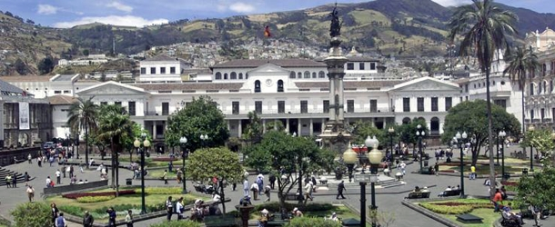 Quito - history and culture for Spanish school students to explore while they study with Yanapuma