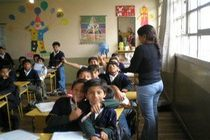 Volunteer teaching English in schools in Quito - an education project